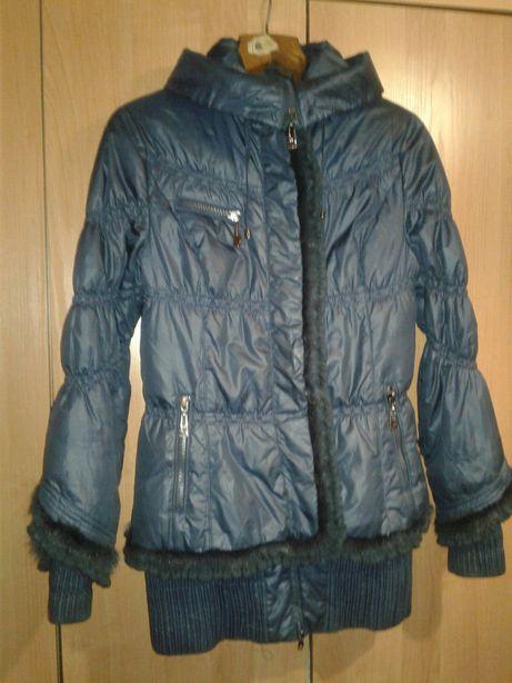 Зимова куртка-пуховик