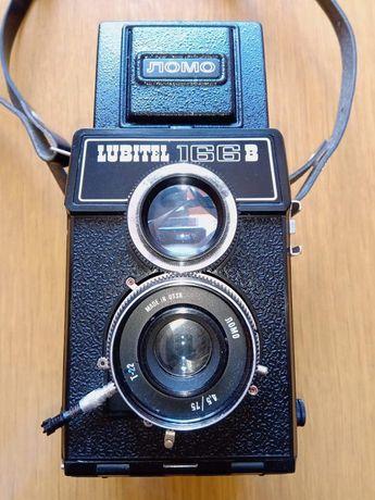 Aparat fotograficzny lubitel 166B