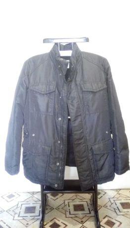Куртка мужская *пуховик) GEOX