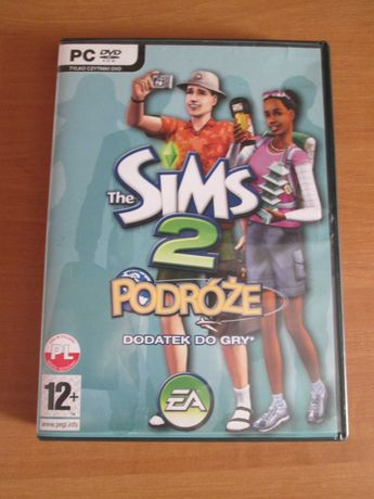The Sims 2 Double Deluxe i The Sims 2 Podróże gry na PC