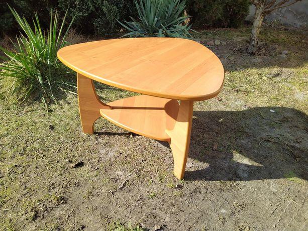 Stolik drewniany kawowy ława