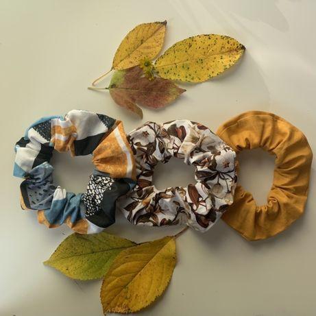 Gumki scrunchie