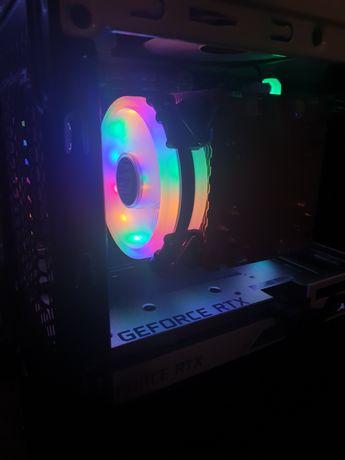 Cooler RGB Wovibo dupla Ventoinha/Fan