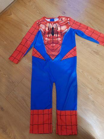 Spiderman-strój karnawałowy