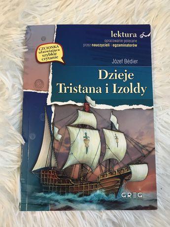 Lektura z opracowaniem ,,Dzieje Tristana i Izoldy''