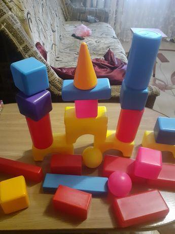 Кубики для детского творчества