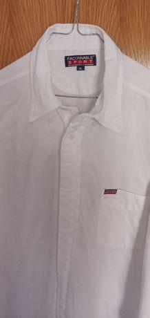 Camisa faconnable xl, nunca usada