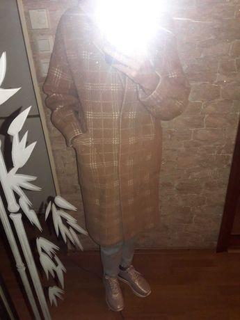 Новый кардинан - пальто.Эко альпака.