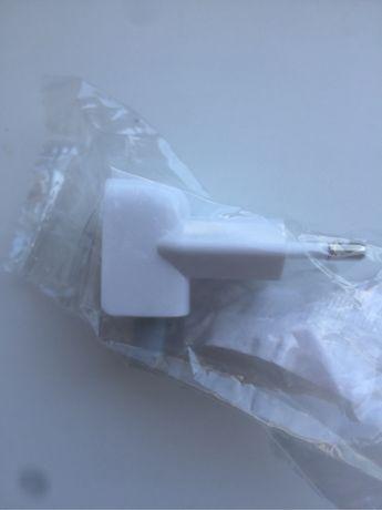 Переходник евро для IPhone Apple блока питания зарядного