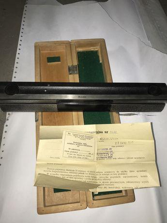 Poziomnica stała,metalowa,pryzmowa dwukierunkowa 315