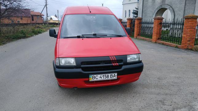 Продам Fiat Scudo