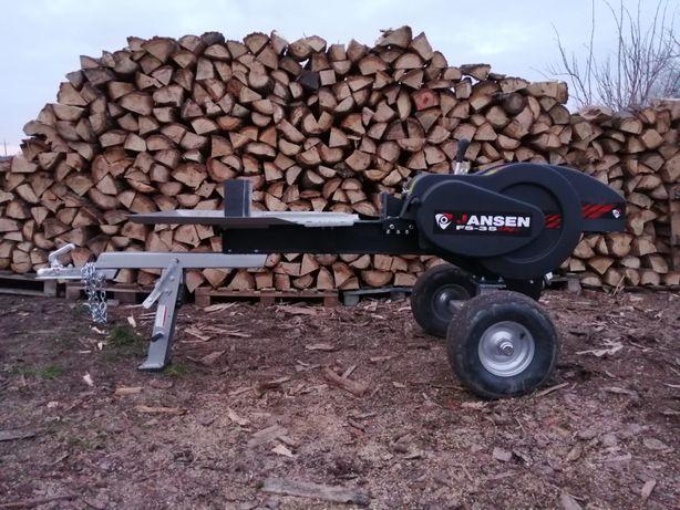 Cięcie , Łupanie, Rąbanie drewna