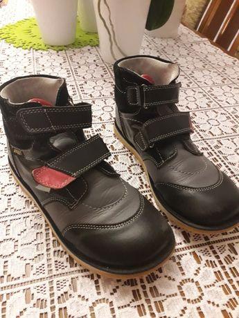 buty trzewiki ortopedyczne profilaktyczne ANI-BUT roz.34
