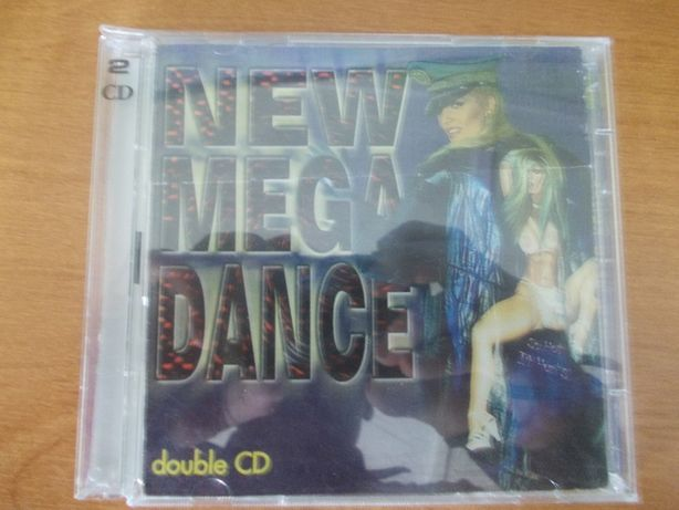 New Mega Dance 2plyty