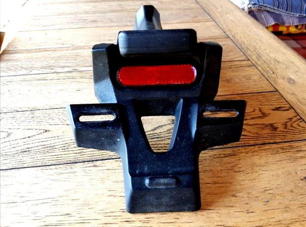 Stelaż, uchwyt, błotnik, mocowanie tablicy yamaha r125, r6, r1