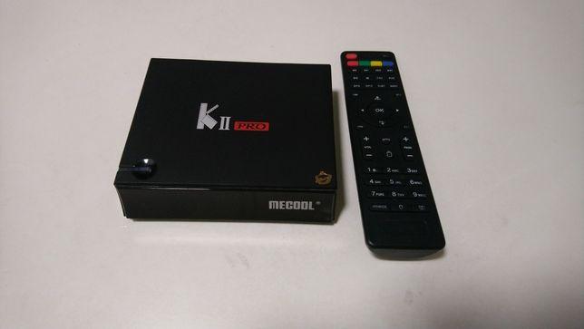 Приставка Smart TV MECOOL K II PRO