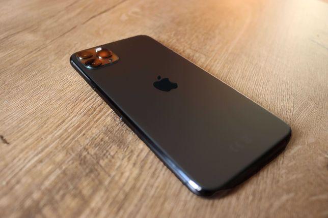 iPhone 11 PRO MAX 256GB  jak nowy - mega zestaw