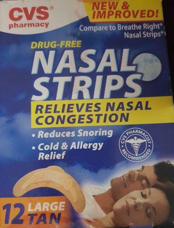 XL- paski przeciw chrapaniu plastry nosowe na chrapanie nasal strip