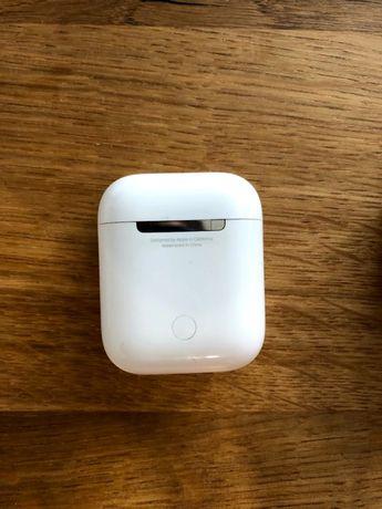 Apple AirPods 1 [Słuchawka Prawa] + case + obudowa ładujaca