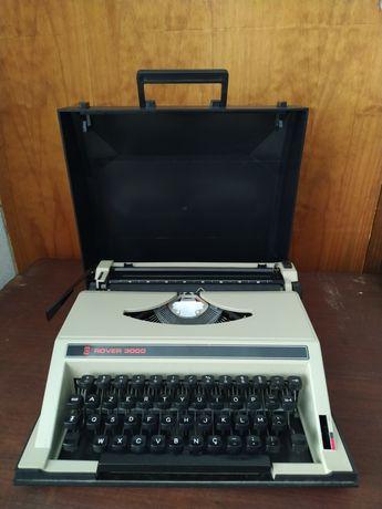 Máquina de Escrever Rover 3000
