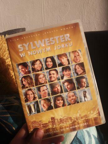 Film na DVD Sylwester w Nowym Jorku