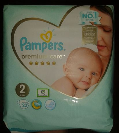 Подгузники Pampers Premium Care 2