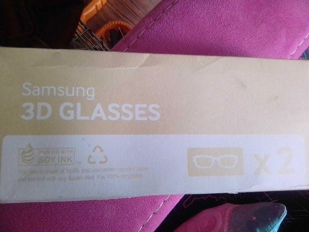 Okulary  Samsung 3D glasses