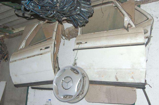 Conj 3 portas para Mercedes 240