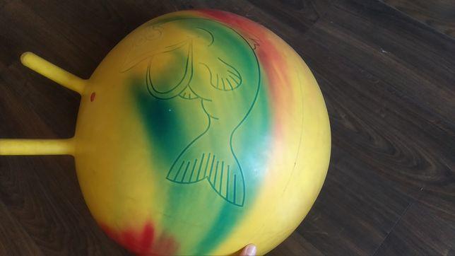 Детский мяч для фитнеса, гимнастики, беременных