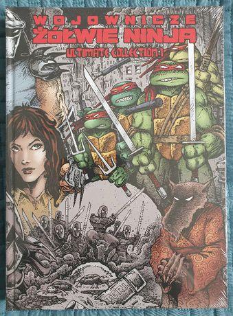 Wojownicze Żółwie Ninja Ultimate Collection 1 (nowy, w folii)