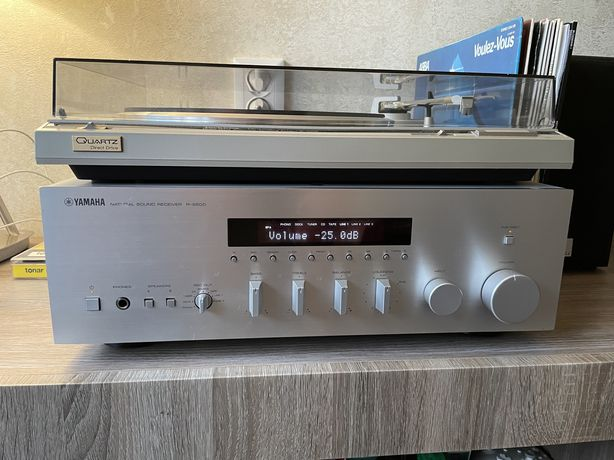 Усилитель/ресивер Yamaha R-S500
