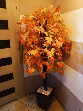 Sztuczne drzewko klon jesienny