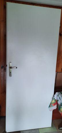 Drzwi białe 80x202cm
