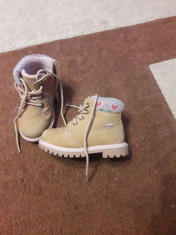 Buty na dziewczynkę firmy FILA