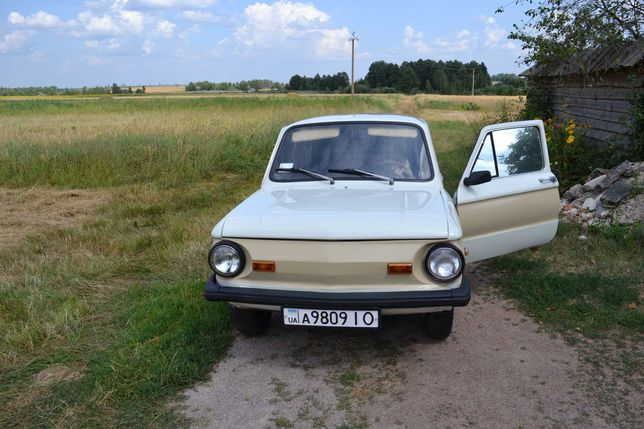 ЗАЗ 968М в отличном состоянии