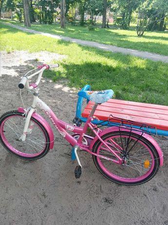 Велосипед для девочки Ardis, цену снижена