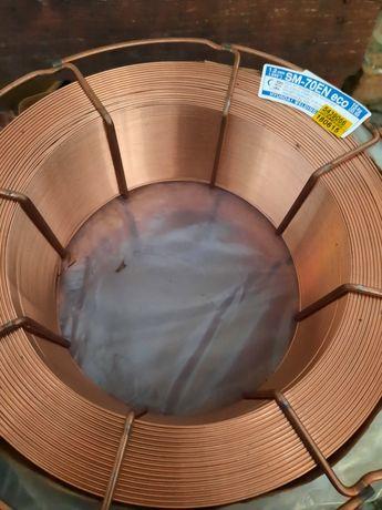 Drut spawalniczy 15kg na szpuli 1.2mm