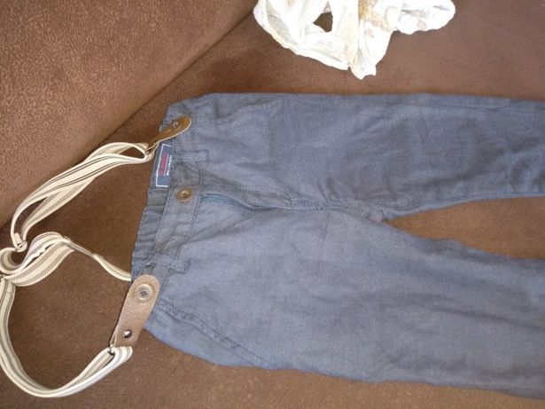 Spodnie chłopięce coccodrillo 92