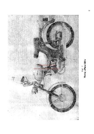 Instrukcja obsługi Motorower Riga 1601