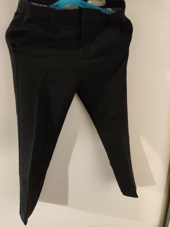 Spodnie kant wełna zara 110