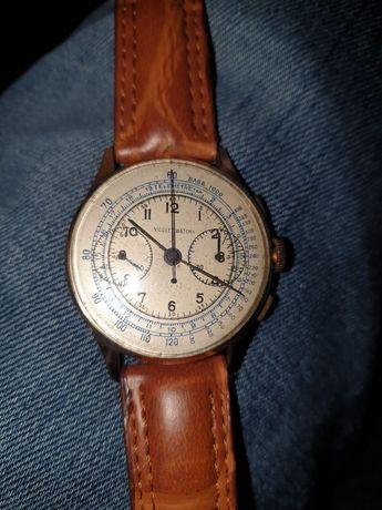 Relogio em ouro cronografo