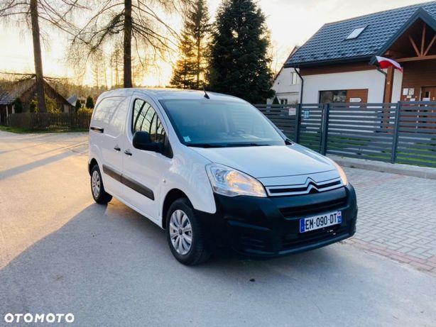 Citroën Berlingo  Citroen Berlingo 2017Rok! NAVI KLIMA 115Tys km!faktura vat 23% Piekny!