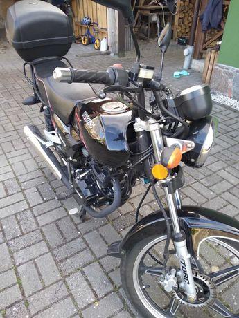 Motocykl TOROS 125