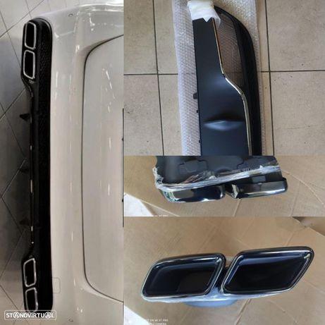 Difusor completo Mercedes classe C w205 tipo C63