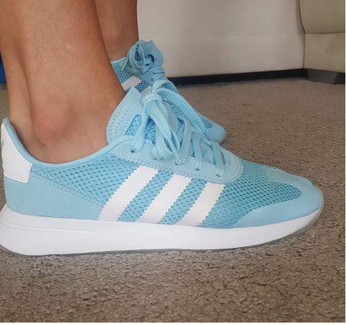 nowe Adidas flashback r 38 damskie