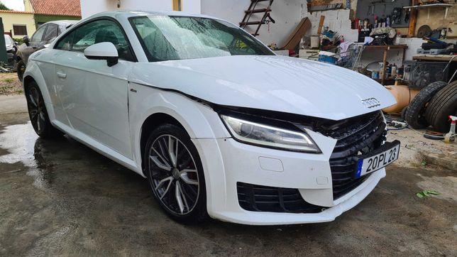 Audi TT 2.0 tdi de 2015
