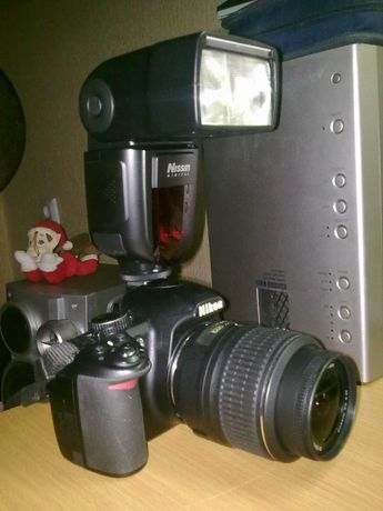 Nikon D3100 VR 18-55 Kit + сумка