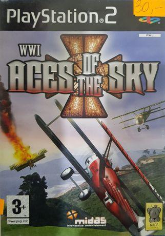 Aces of the Sky PS2 Używana Kraków