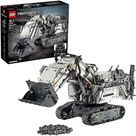 LEGO Technic - Koparka Liebherr R9800 nr kat 42100