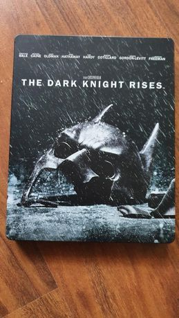 Batman The dark knight rises blu ray